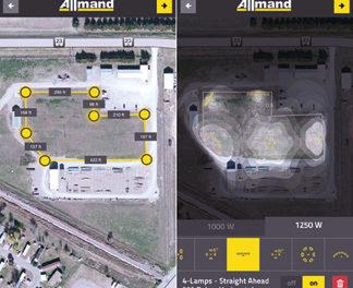 App Calculates Site Illumination Needs