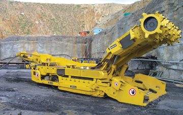 Kangra Coal Gives Green Light for Yellow Machines