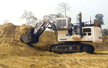 OEMs Make Improvements to Hydraulic Shovels