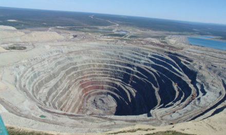 Diamond Mining in Russia