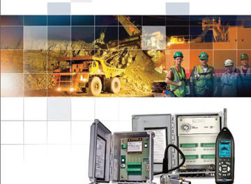 Sensor Line Monitors Mining Machinery