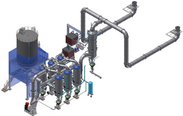 New Technology Produces Cleaner Off-gases in Closed Smelting Operations