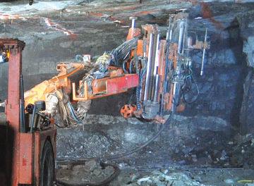 Sandvik: Mechanized Mining Makes Sense for Africa's Platinum Industry