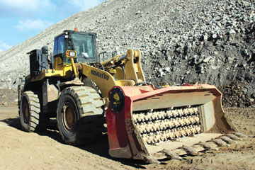 Euromining Show Provides Nordic Equipment Focus