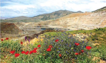 Alacer Plans Development of Çöpler Sulphides
