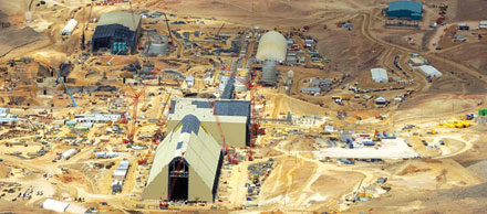 Barrick Halts Pascua-Lama Construction