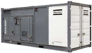 Atlas Copco QAC 1200 1 MW generator