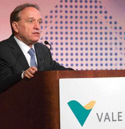 Vale CEO Murilo Ferreira
