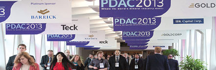Toronto Prepares for PDAC 2014 in March