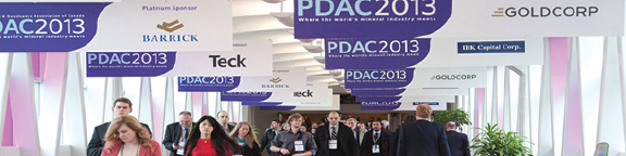 Prospectors & Developers Association of Canada's (PDAC) Convention