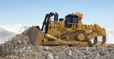New Bulldozer Model Moves More Material with Higher Fuel Efficiency