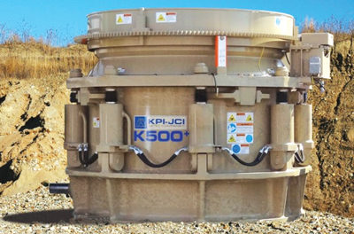 Cone Crusher Handles Large Capacity Demands