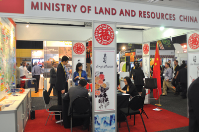 China's looming presence dominated the discussions around the future of mineral demand from Africa.
