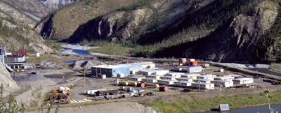 Tetra Tech to Handle Technical Services for Canadian Zinc's Prairie Creek Project