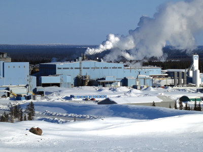 Extreme winter and springtime weather conditions at Agnico Eagle's Kittila mine in Finland caused ongoing interruptions due to condensation on PLCs used to control the concentrator's sedimentation process. The standard-grade PLCs were replaced with ABB's XC PLC units, which have circuit boards that are conformably coated to protect against moisture ingress. The units are also resistant to vibration and shock damage.