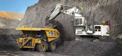 IBM and mining contractor Thiess are collaborating on a project that integrates current and historical machine sensor data for the company's haulage fleet, along with maintenance and repair, operational and environmental data.
