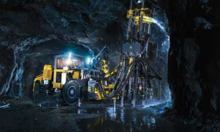Drilling Enhances Shaft Safety