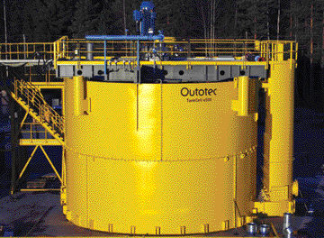 TankCell e500 Goes to First Quantum in Finland
