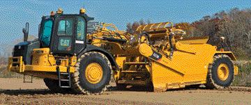 Cat 623K Wheel Tractor Scraper
