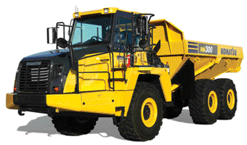 New Articulated Dump Truck is Tier 4 Final Certified
