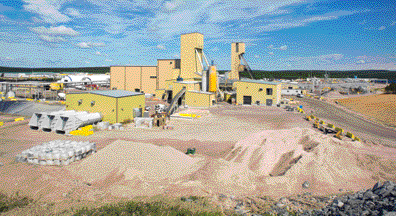 Cameco Starts Productionat Cigar Lake