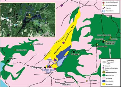 Probe Mines discovered a high-grade gold deposit in Ontario's overlooked Borden Belt.