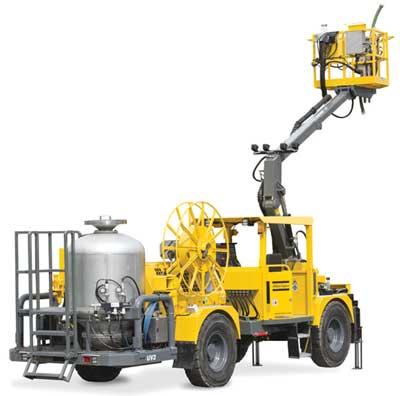 Atlas Copco Chargetec ANFO truck