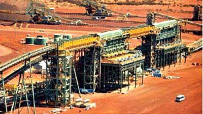 BHP Billiton Opens $3.7B Jimblebar Mine in Pilbara