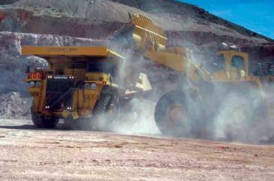Allied Nevada Targets 450K oz/y of Gold by 2018