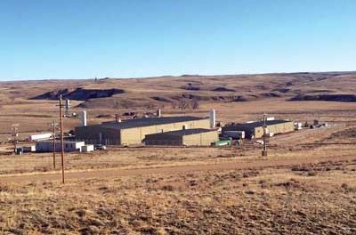 Uranerz Begins Uranium Recovery at Nichols Ranch