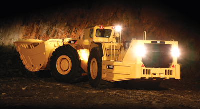 Equipment Selection is Key for Productivity in Underground Loading and Haulage