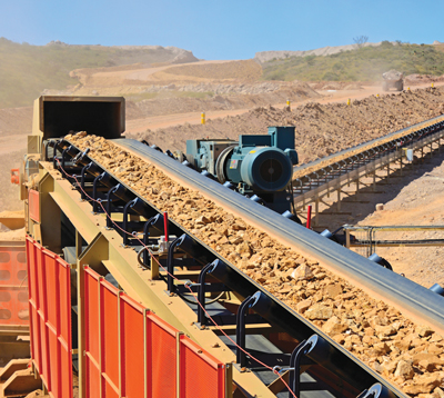 Due to the sheer scope of the project, the OEM wanted to partner with one supplier that could not only provide all of the components, but could also offer mining industry expertise and engineering support. According to mine officials, El Castillo's overland system—powered by Baldor products—is working well, and they are pleased with the project.