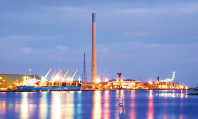 Nyrstar estimates its A$514 million redevelopment project at Port Pirie will increase plant throughput by about 50%.