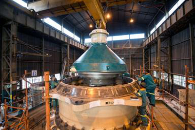 The first MP2500 cone crusher will be operational at First Quantum Minerals' Sentinel mine in Zambia early 2015.