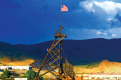 A Blueprint for the Resurrection of Montana's Butte District