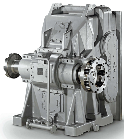The DMG2 gear units used in this installation are about 30% more compact than a conventional gear unit solution, according to drive supplier Siemens.