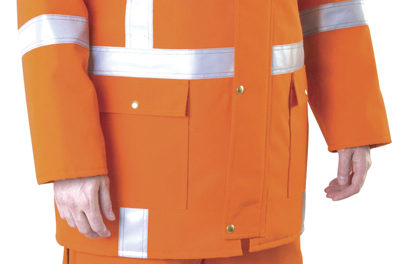 Cold-weather, High-visibility Work Wear