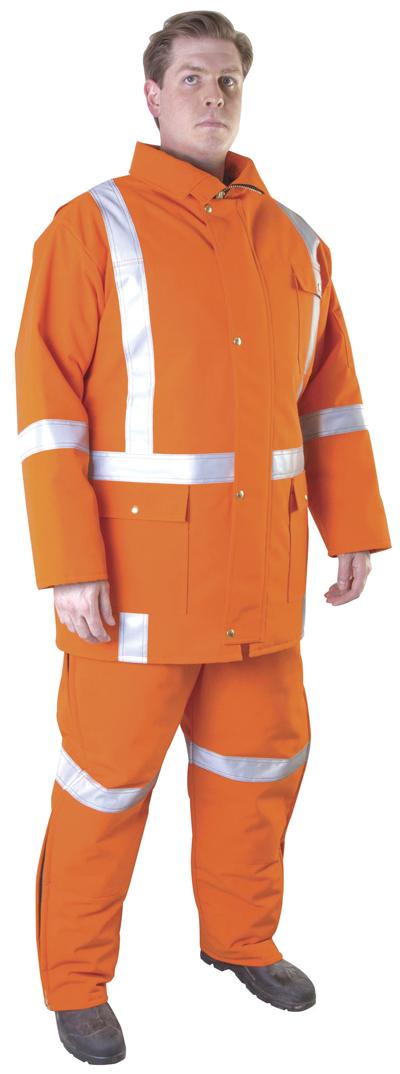 Honeywell Parka-and-Bib-Pants