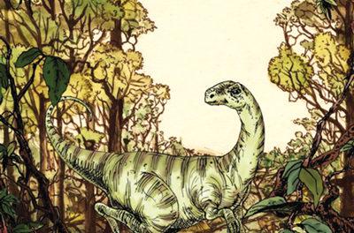 Atlas Copco Celebrates Namesake Dinosaur Discovery Anniversary