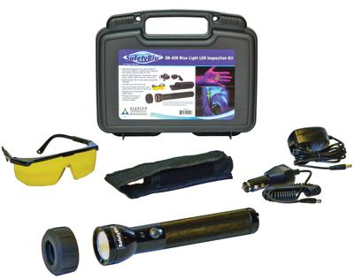 SafetyBlu SB-450 blue light inspection kit
