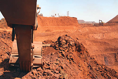 India's undeveloped iron ore deposits, along with other strategic metals resources, may be headed for auction if proposed legislation is approved.