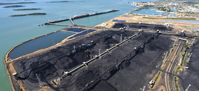 Queensland's Coal Exports Grow