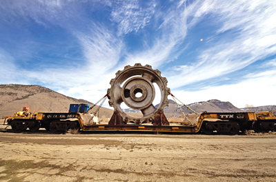 New Secondary Crushers Concentrate on Higher Productivity