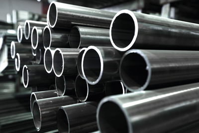 Hardox 500 tubing can withstand abrasion while reducing overall product weight.