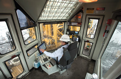 Surface Drills: Cat Plans Rig Updates; Sandvik and Atlas Copco Expand Retrofit Kit Offerings