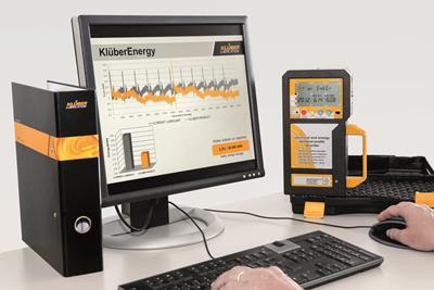 Klüber Lubrication uses power and energy analyzers, thermography analysis