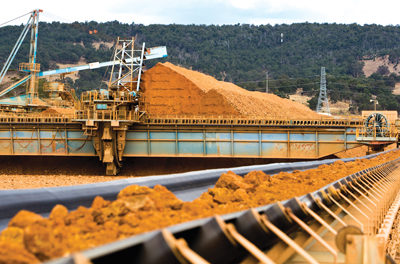 Bauxite and Alumina: Growth Maintained
