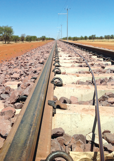 Several big-budget railway projects currently under way will help movement of sulphuric acid supplies in the region.