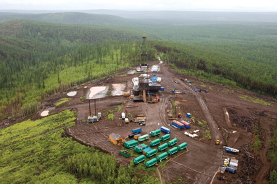 Russian companies are starting to conduct exploration in the south portion of the Far East region, where the climate is milder.