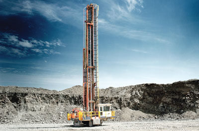Next-generation Rotary/DTH Drill Rig is Smarter, Safer